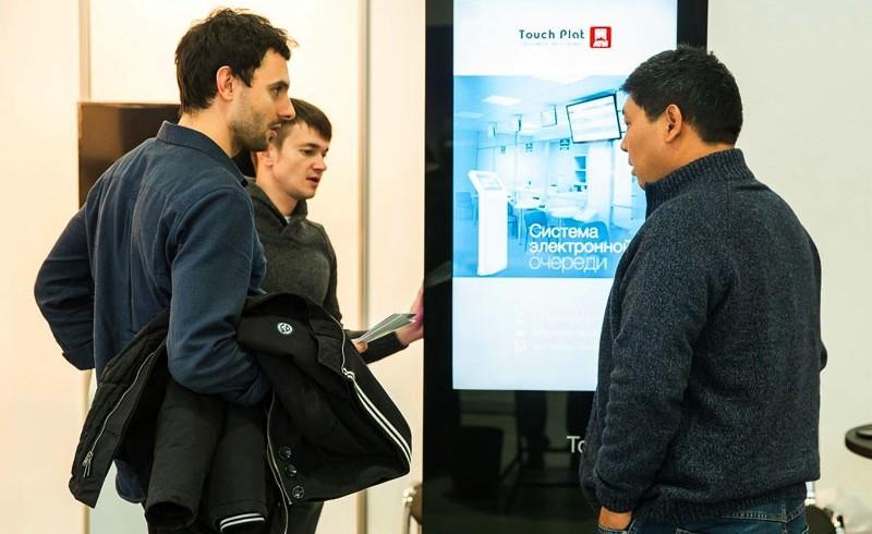Рекламный киоск Smart Wall