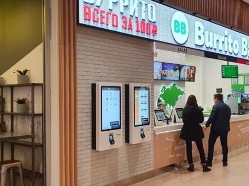 Кассы самообслуживания для ресторанов, кафе, и других предприятий общественного питания