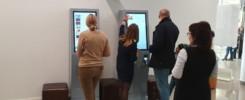 """Билетный терминал Q-37 в музее """"Новый Иерусалим"""""""