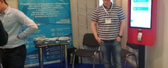 Киоски самообслуживания Тачплат на VendExpo